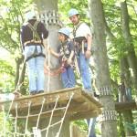 Klettergarten Banz 24.5.2008