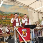 Kirchweih 2012, Unterhaltungsmusik
