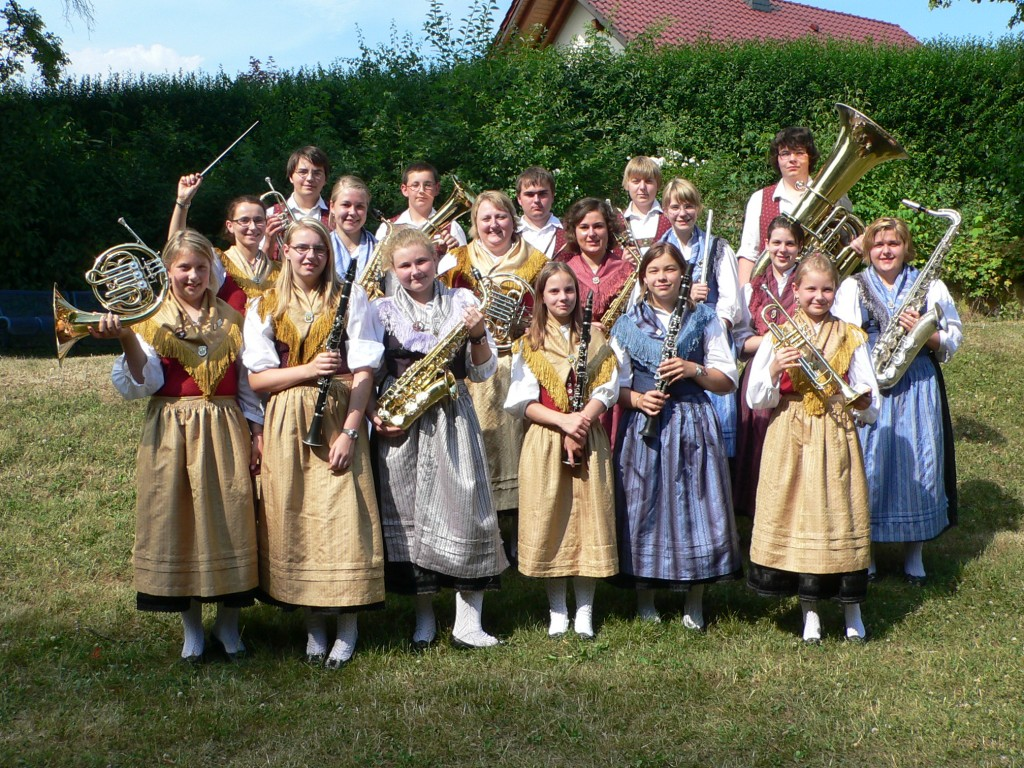 Jugendkapelle 2008