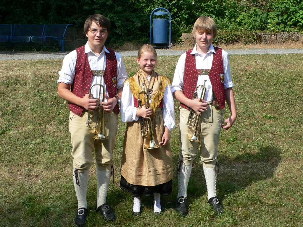 Jugend 2008 Trompeten