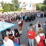 Schützenfest, Festwirtabholung