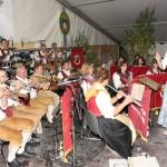 Schützenfest, im Festzelt