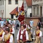 Schützenfest, Festzug