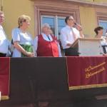 Glückwunsch von Landrat Meißner
