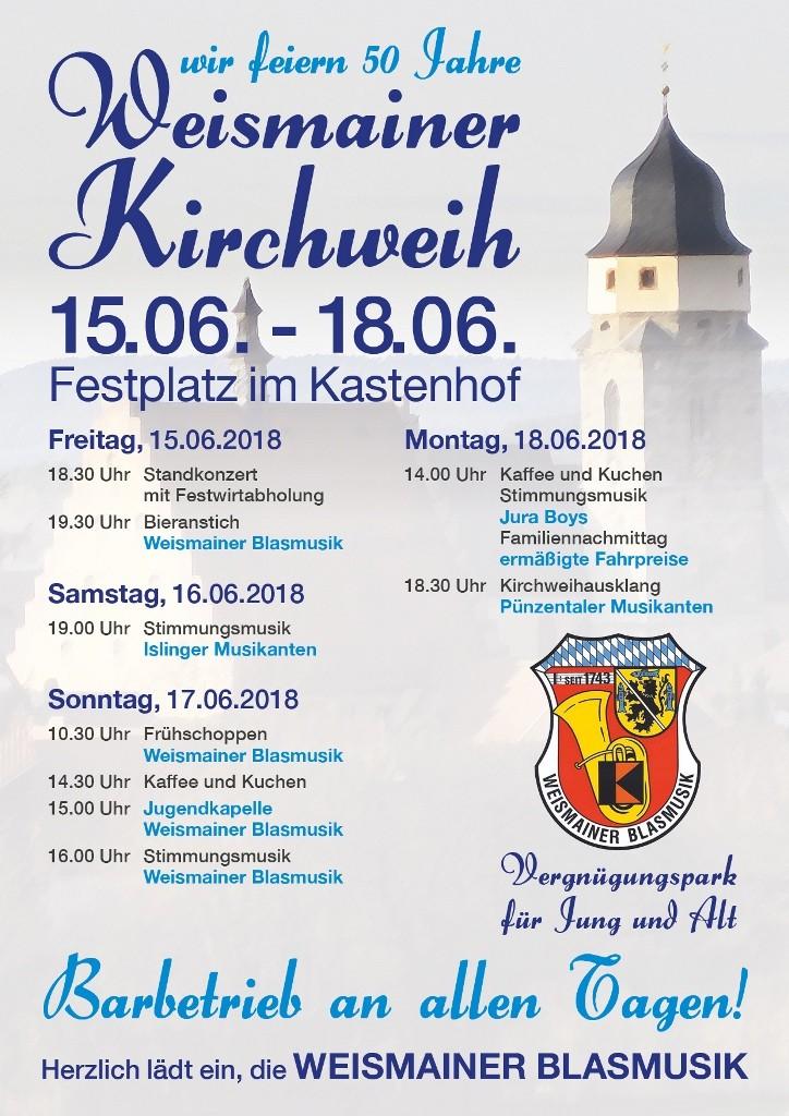 Kirchweih 2018