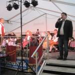 Bürgermeister Udo Dauer eröffnet die Kirchweih