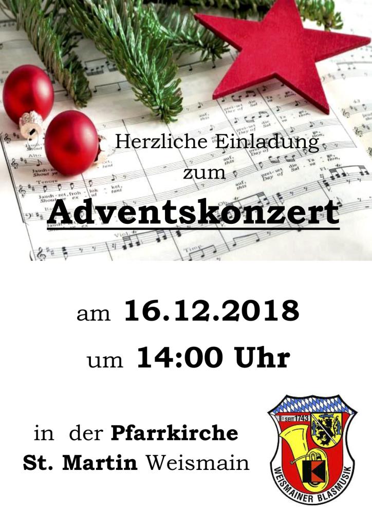 Adventskonzert 2018