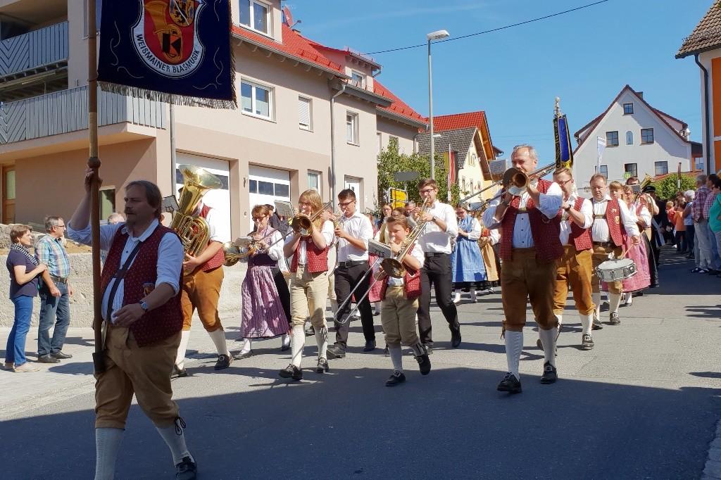 Festzug Wattendorf