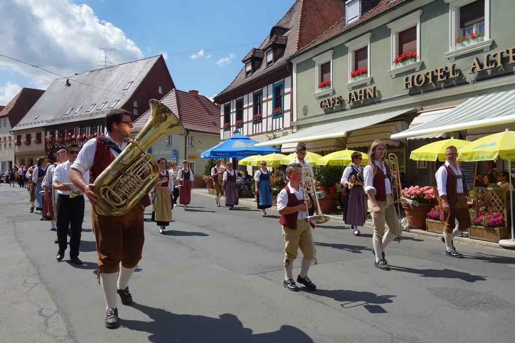 Festzug Schützenfest